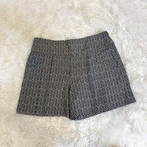 NWT Patterned Trouser Shorts
